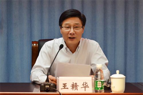 桂林市人民检察院党组书记、检察长林鼎立应邀